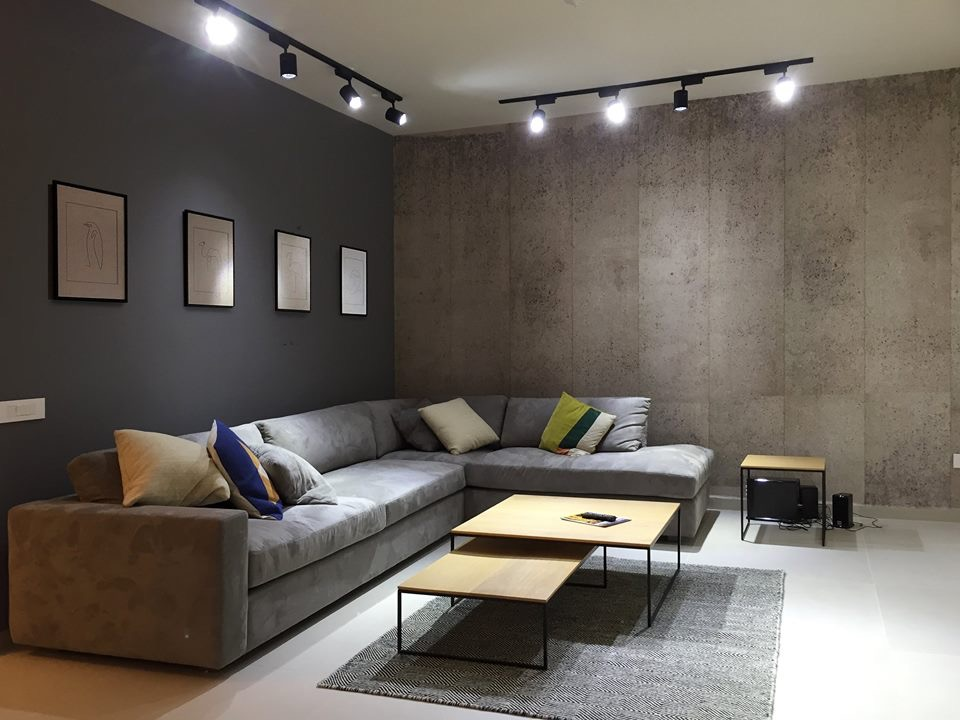 Ghassan Abi Fadel Living Room on moodfit.com